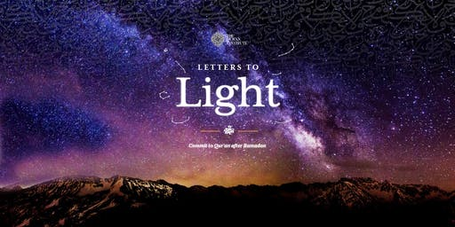 Letters to Light Programme All Courses: Tajwīd/Arabic/Tafsir