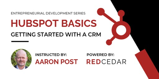 HubSpot Basics: Getting Started with a CRM