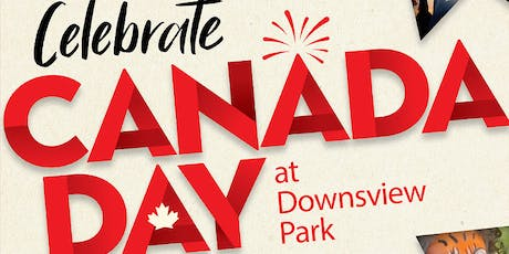 Canada Day at Downsview Park tickets