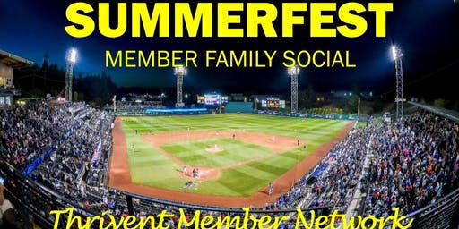 Summerfest - Thrivent Night at Rainiers Game! (Tacoma)