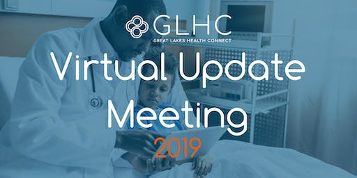 GLHC Virtual Update Meeting - September 4 NEW DATE