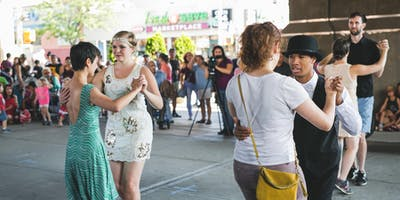 Sunnyside Date Nights at Lowery Plaza with Free Swing Dance Lessons
