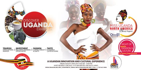 Passport to Uganda/Miss Uganda North America: Cultural Diversity Experience tickets