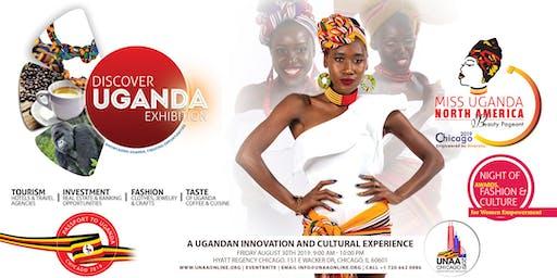 Passport to Uganda/Miss Uganda North America: Cultural Diversity Experience