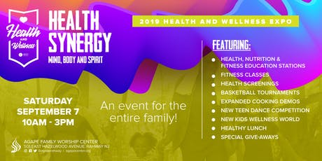 2019 F.I.T.T Health & Wellness Community Expo tickets