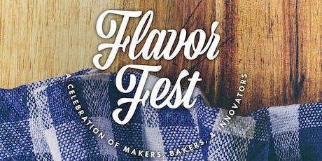 Flavor Fest  tickets