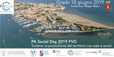 Turismo: la promozione del territorio con web e social