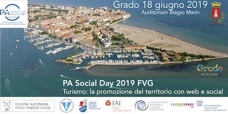 Turismo: la promozione del territorio con web e social biglietti
