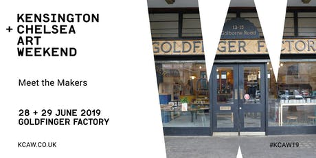 Meet the Makers @ Goldfinger Factory tickets