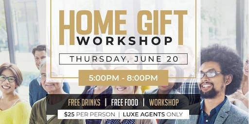 Home Gift Workshop