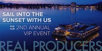CDA Real Producers VIP Summer Boat Party