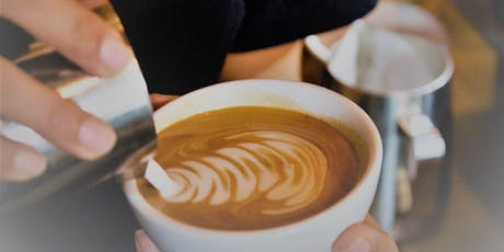 MILK STEAMING AND LATTE ART - SUNDAY tickets