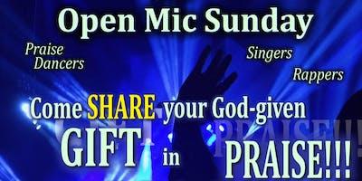 Open Mic Sunday