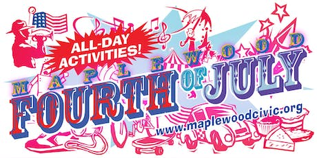 Maplewood Fourth of July 2019 tickets