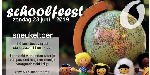 Schoolfeest Sint-Gerolf 2019