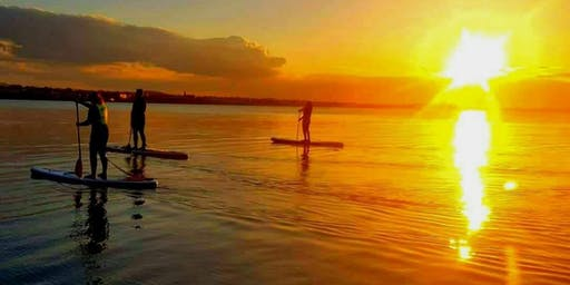 Stand up paddle board residential weekend