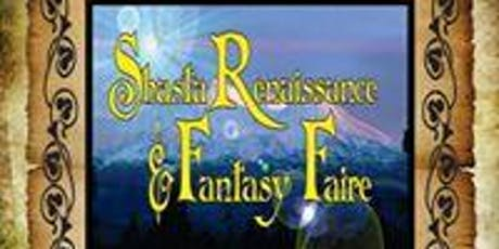 Shasta Renaissance and Fantasy Faire tickets