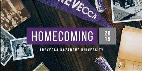 Trevecca Homecoming 2019 tickets