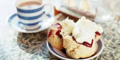 23 July - Cream Tea Time at The Falmouth Hotel