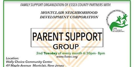 Parent Suppport Group-Montclair tickets