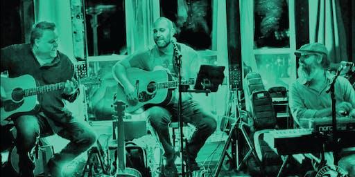 Dark Hollow Trio with Jamie Cunningham & Anthony Saturno