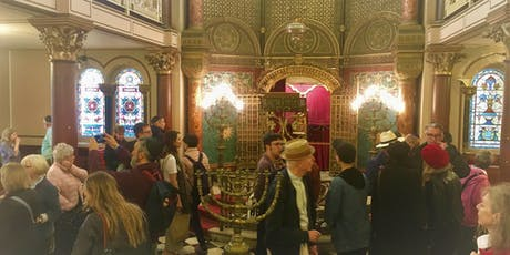 Middle Street Synagogue Open Sunday Afternoons   tickets