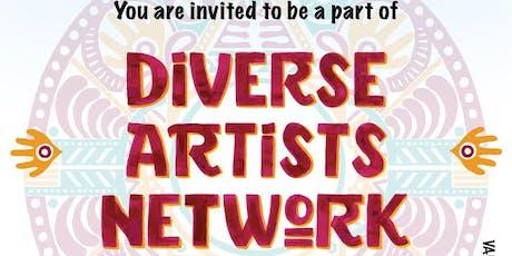 Diverse Artists Network Event @ ASHTON COURT MANSION tickets