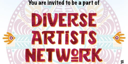 Diverse Artists Network Event @ ASHTON COURT MANSION