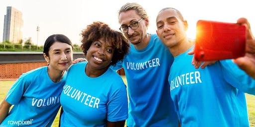 Brent Volunteering Event
