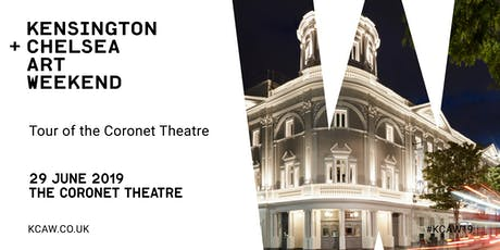 Tour of The Coronet Theatre tickets