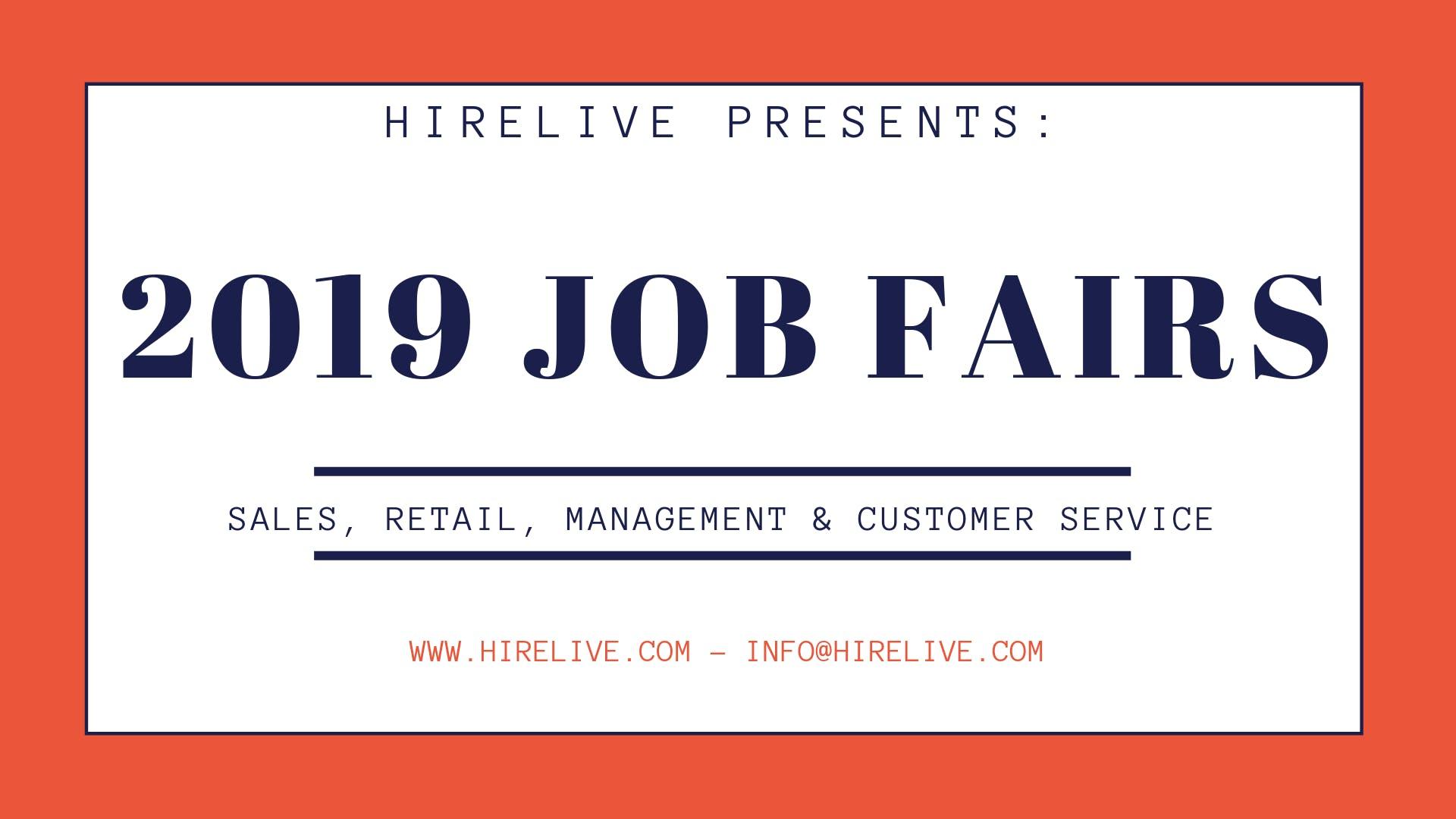 Phoenix Sales Job Fair