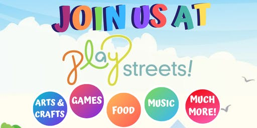 PlayStreets! Hosted by Mary Crane Center
