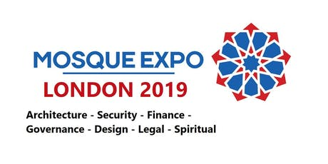 Mosque Expo London 2019 tickets