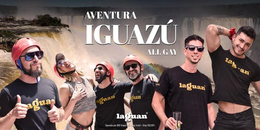 Aventura Iguazú ALL GAY