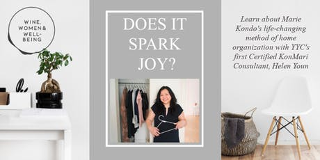 Organize your home and your life, KonMari style, with Helen Youn tickets