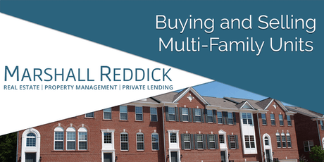 Buying and Selling Multi-Family Units tickets