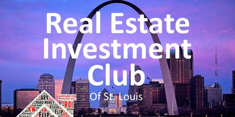 Real Estate Investment Club Networking Event tickets