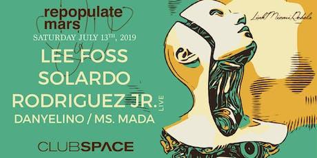 Repopulate Mars (Miami) tickets