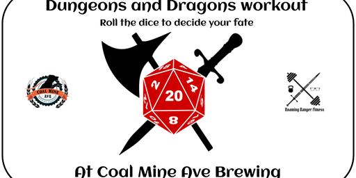 Dungeons and Dragons Workout