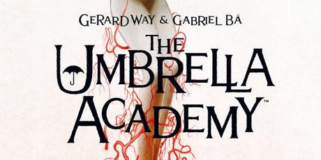 "Comics & Coffee: ""The Umbrella Academy, Vol. 1"" tickets"