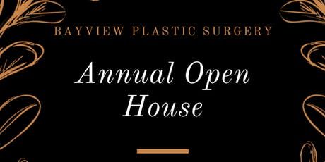 Annual Open House tickets