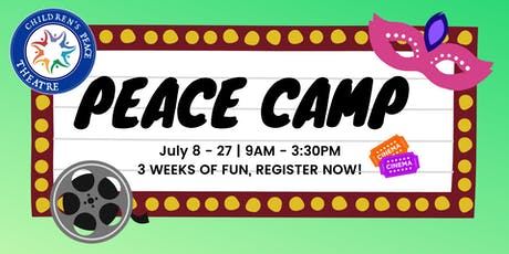 Peace Camp tickets