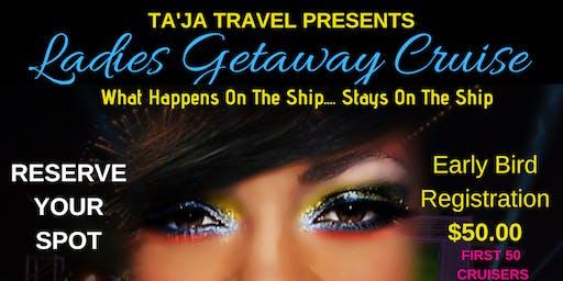Ladies Getaway Cruise 2020