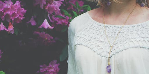 Wrap Necklace and Mindfulness Workshop with Eaarthbones (Canton!)