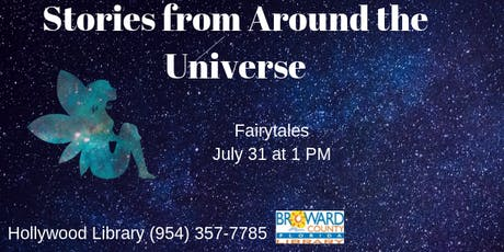 Stories from Around the Universe tickets