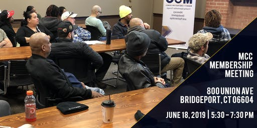 MCC Membership Meeting - June 18, 2019