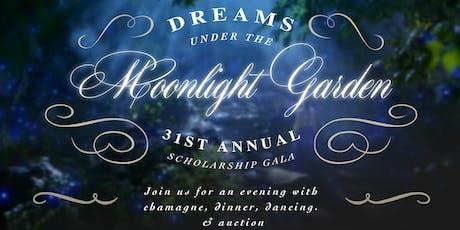 31st Annual Dream Big Scholarship Gala tickets