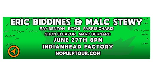 NO PULP Tour: Tallahassee