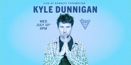Kyle Dunnigan tickets