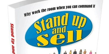Stand up and Sell Masterclass - Dexter Moscow tickets